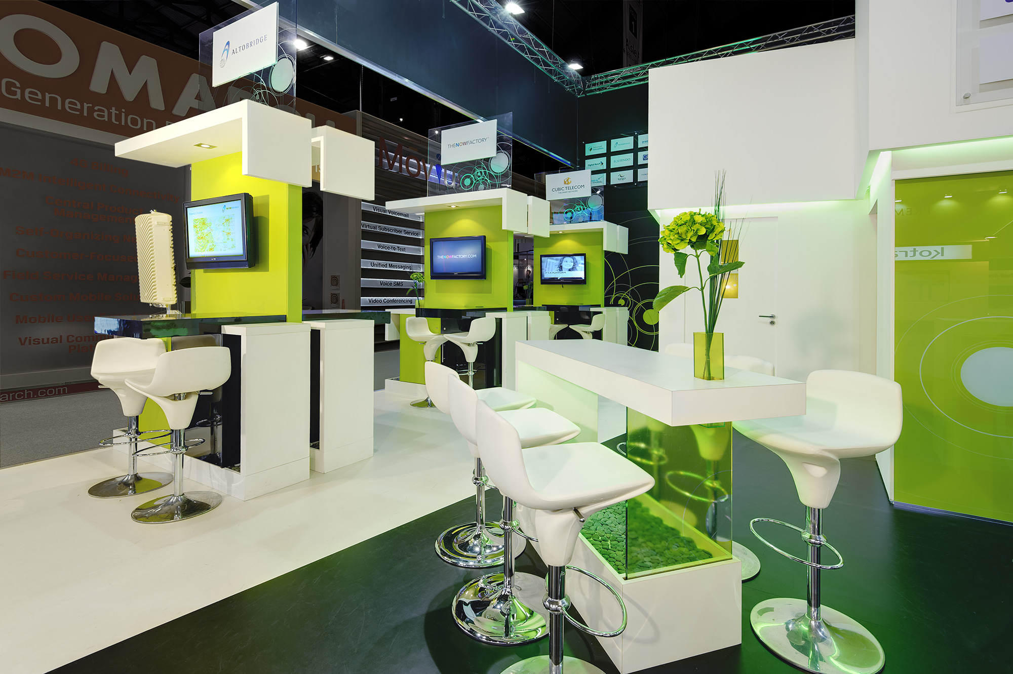 Exhibition Stand Design Northern Ireland : Enterprise ireland exhibition designers fernleigh design