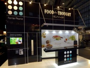 Ferrier Pearce Exhibition Stand Design