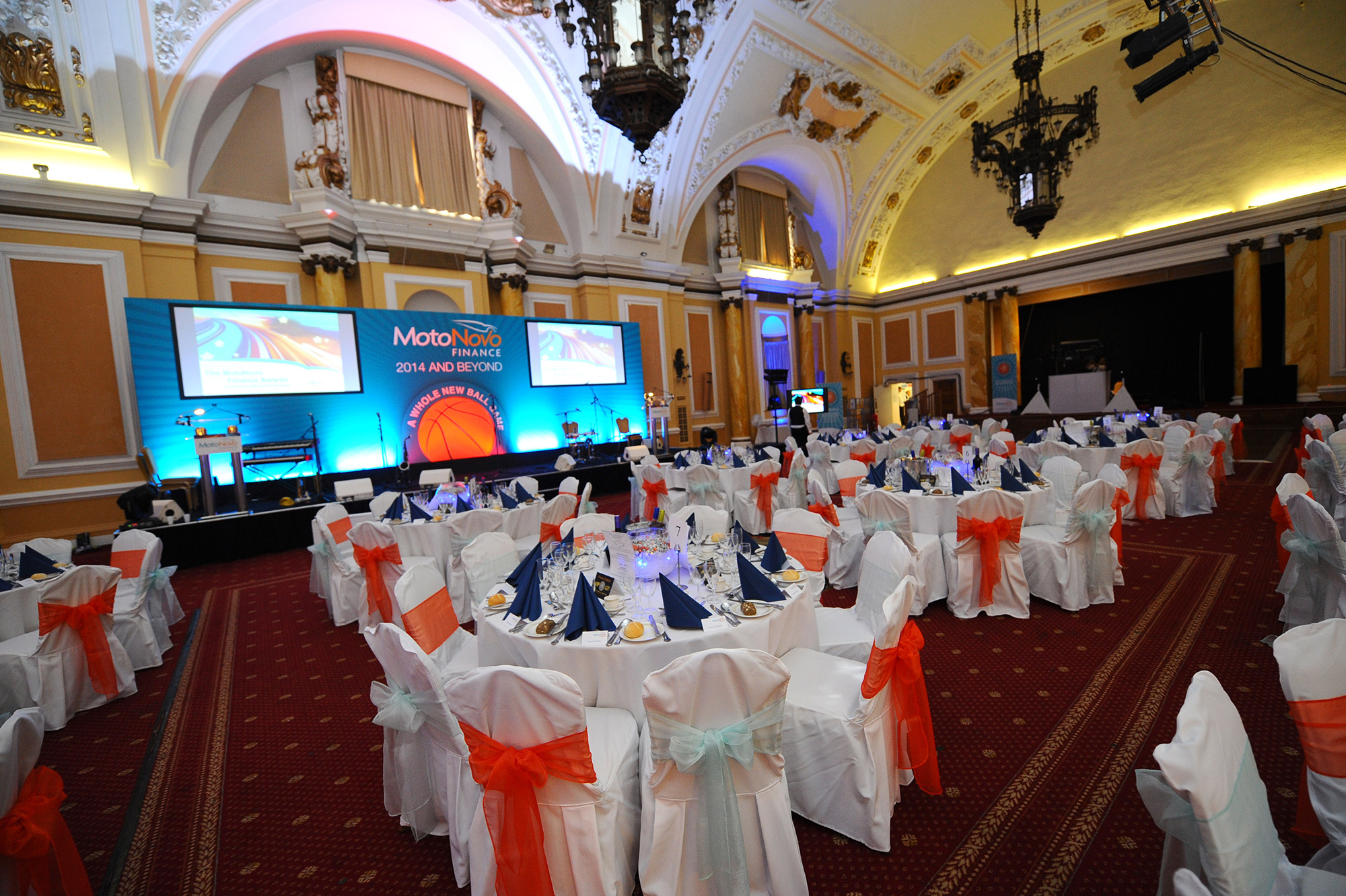 Motonova Conference Event Design