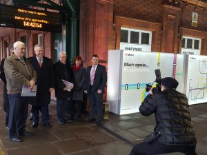 Welsh Government Metro Launch