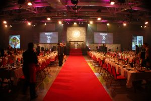 Food and Drink Awards Event Design