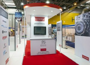 Exhibition stand design welsh government