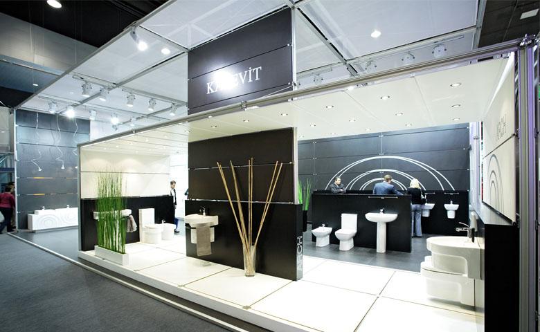 Modular Exhibition Stand Design : Modular exhibition stands and bespoke