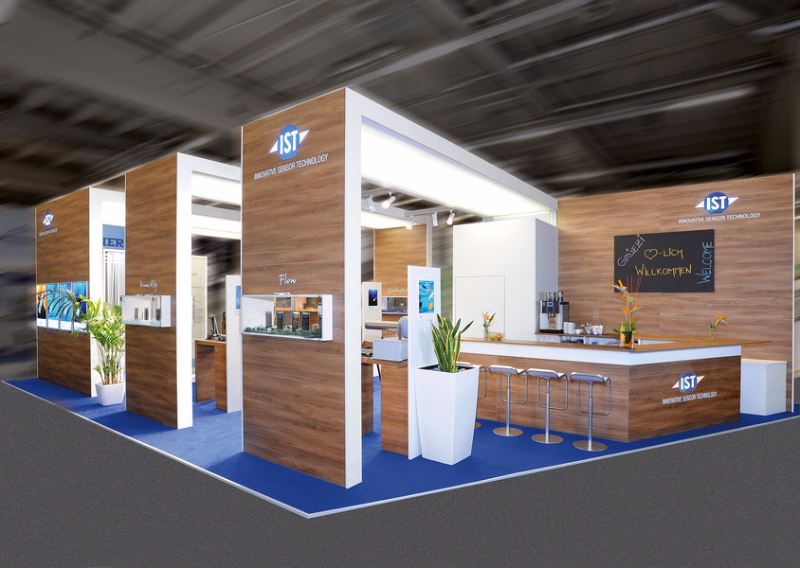 Exhibition Stand Design And Build : Modular exhibition stands and bespoke