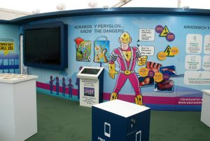 Royal Welsh Show Exhibition Design