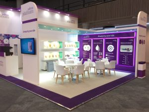 Exhibtion Stand Design and Build Pelican Healthcare