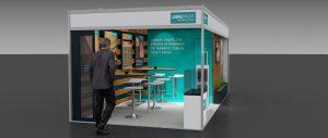 Lignia Exhibition Stand Design