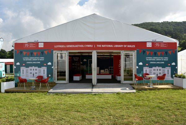 Eisteddfod Exhibition Stand