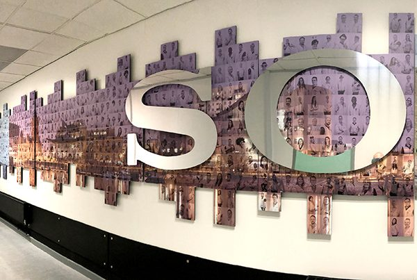 Sony Office Graphics